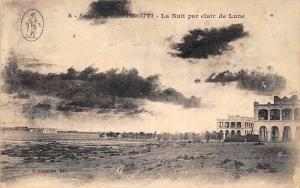 Souvenir de Djibouti - La Nuit par clair de Lune, Moonlight 1921
