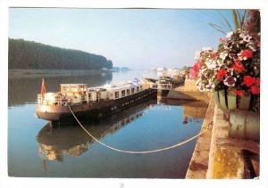 Luxory Hotel Barge JANINE, River Saone , France , PU-1984