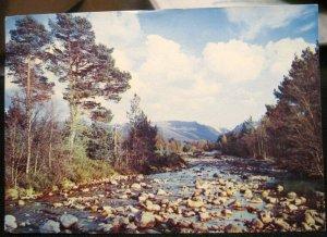Scotland Larig Ghru from Coylumbridge - posted