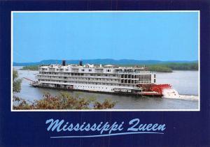 Mississippi Queen Paddles - St Louis, Missouri