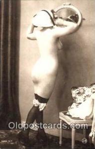 Reproduction Nude Nudes Postcard Postcards  # 74