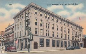 MT. CARMEL, Pennsylvania, 1930-40s; Union National Bank
