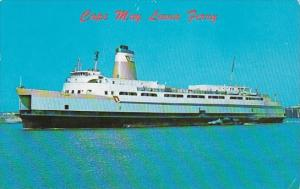 Greetings From Cape May Lewes Ferry New Jersey