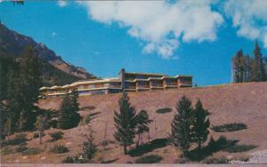 Timberline Hotel, BANFF, Alberta, Canada, 40--60's