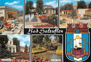 Bad Salzuflen, Kurhaus Leopold Bad An der Salze Wandelhalle Konzerthalle