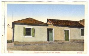 Bissau , Guinea-Bissau , 00-10s ; Societe Comerciale de l´Ouest Africain. #5...