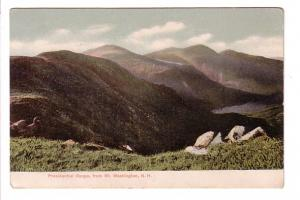 Presidential Range, White Mountains, New Hampshire, GW Morris, Published in S...