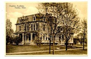 MA - Hadley. Hopkins Academy