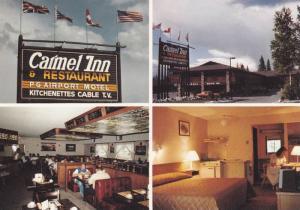 Carmel Motor Inn , PRINCE GEORGE , B.C. , Canada , 50-70s