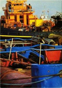 CPM MATTHIEU POLAK, GABON STEEL 1980-1984 (d1812)