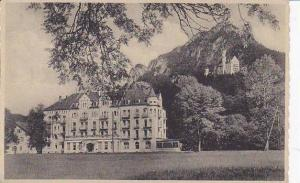 Hotel Schwansee, Hohenschwangau (Bavaria), Germany, 1900-1910s