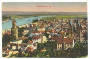 Andernach a. Rh., Germany, 00-10s Rooftop view