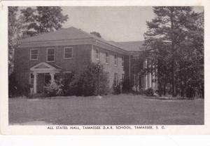 All States Hall, Tamassee D.A.R. School, South Carolina, 10-20s
