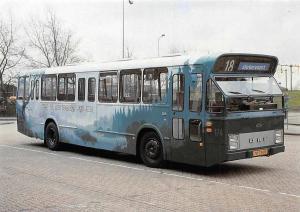 Zure-Regenbus, Acid Rain Bus, Ontwerpers Schidlers Gar, West