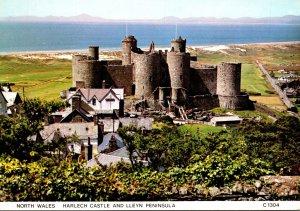North Wales Harlech Castle and Lleyn Peninsula