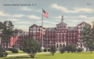 Veterans Hospital , FAYETTEVILLE , North Carolina , 30-40s