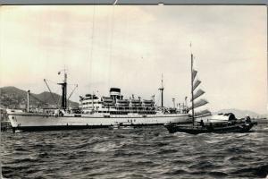 British India S.N. m.s. Santhia Nautica Ship 01.98
