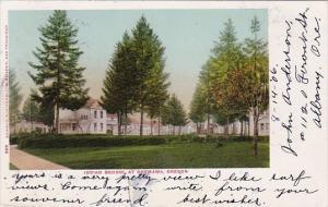 Oregon Indian School At Chemawa 1906