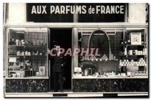 Modern Postcard In France perfume