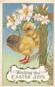 Easter Postal Used unknown