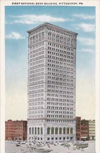 Pennsylvania Pittsburg First National Bank Building