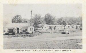 LOOKOUT , West Virginia, 1940-50s ; Lookout Motel