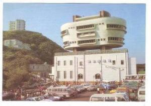 Peak Tower Restaurant, Hong Kong, China, 1960-1970s