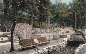 READING, Pennsylvania, PU-1909; Mineral Spring Park