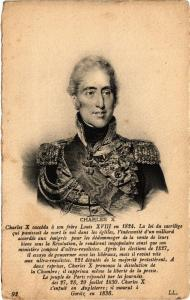 CPA Charles X Royalty Nobelty (314823)