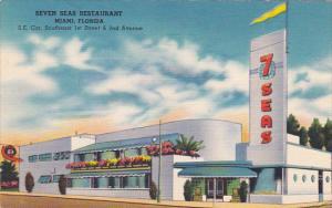Seven Seas Restaurant Miami Florida