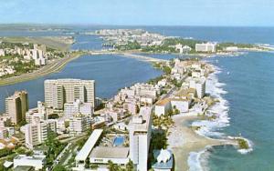 Puerto Rico - San Juan, Condado Section