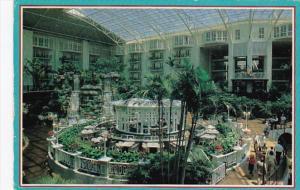 Tennessee Nashville Opryland Hotel Cascades