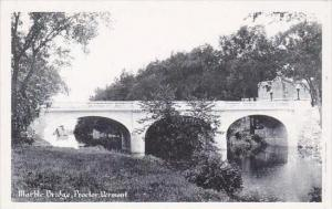 Vermont Proctor Marble Bridge
