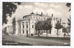 RP  Wien, Austria, 1940s Burgtheater