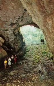 Postcard Historic Entrance Mammoth Cave National Park Kentucky