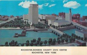 Civic Center Master Plan - Rochester NY, New York