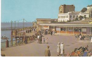 Post Card Somerset Weston-Super-Mare Rozel Promenade