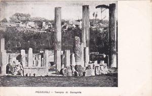 POZZUOLI, Templo di Serapide, Campania, Italy, 00-10s