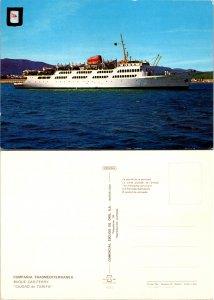 Buque Car-Ferry Ciudad de Tarifa (10286)
