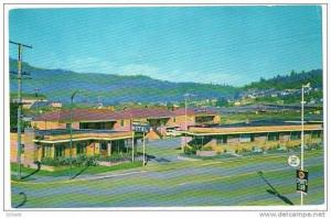 Wa Raymond Washington Mountcastle Motel Hotel, 40-60s
