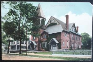 Chicopee Mass M.E. Church 1916 The Hugh C Leighton Co 33901