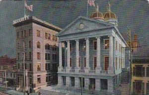 Pennsylvania York Court House Albertype
