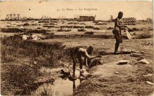 CPA AK Les Senegalaises - Types MAROC (964249)