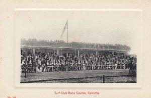 CALCUTTA , India , 00-10s ; Turf Club Horse Race Track