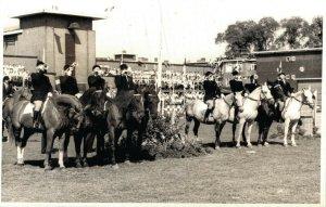Hippique Sports Horses Concours RPPC Postcard Lot of 5 -   01.17
