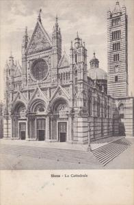 La Cattedrale, SIENA (Tuscany), Italy, 1900-1910s