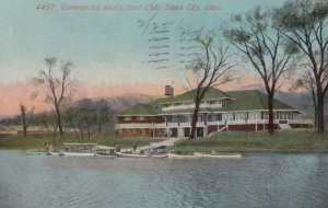 SIOUX CITY, Iowa, 1911; Commercial Men's Boat Club