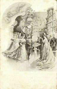 russia, Coronation Czar Nikolai II Alexandrovich Romanov in 1896