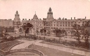 New Royal Infirmary Manchester United Kingdom, Great Britain, England Unused