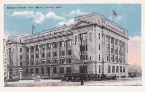 Nebraska Omaha Douglas County Court House